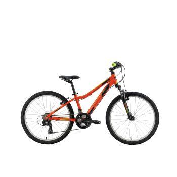 Genesis HOT 24, dječiji mtb bicikl, crvena