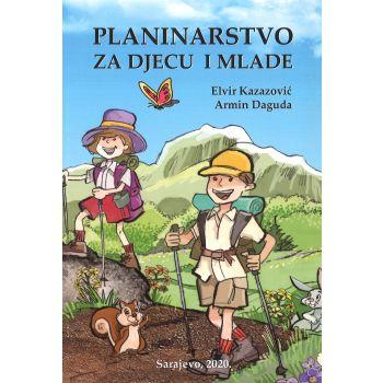 Ps Fbih PLANINARSTVO ZA DJECU, knjiga