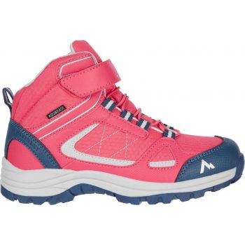 McKinley MAINE MID AQB JR, dječije planinarske cipele, roza