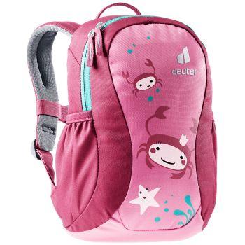 Deuter PICO, ruksaci dječiji ruksak, roza