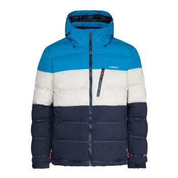 Protest BLUR, muška skijaška jakna, plava
