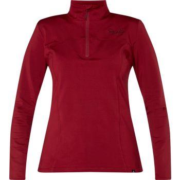 Firefly AURORA WMS, ženski skijaški duks, crvena