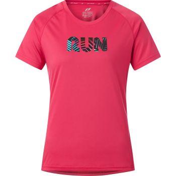 Pro Touch BONITA IV WMS, ženska majica za trčanje, crvena