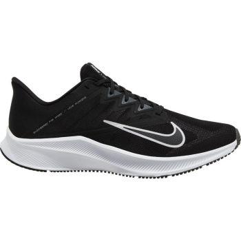 Nike QUEST 3, muške patike za trčanje, crna