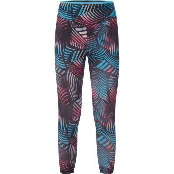 Pro Touch CORALA II WMS, ženske 7/8 hlače za trčanje, multikolor