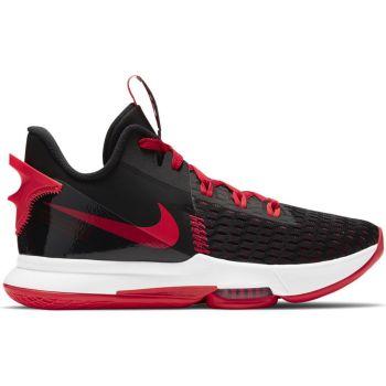 Nike LEBRON WITNESS V, muške patike za košarku, crna
