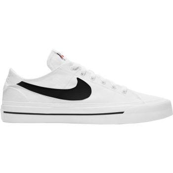 Nike COURT LEGACY CANVAS, muške patike za slobodno vrijeme, bijela