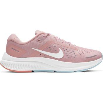 Nike W AIR ZOOM STRUCTURE 23, ženske patike za trčanje, roza