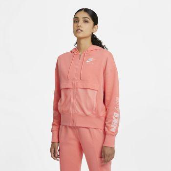 Nike AIR WO FULL-ZIP TOP, ženska jakna, narandžasta