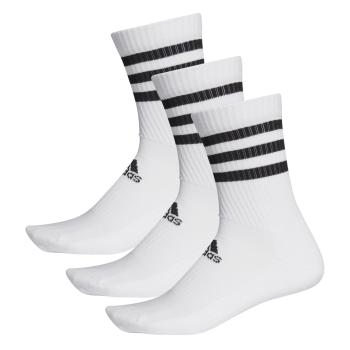 adidas 3S CSH CRW3P, muške čarape za fitnes, bijela