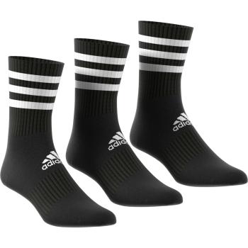 adidas 3S CSH CRW3P, muške čarape za fitnes, crna