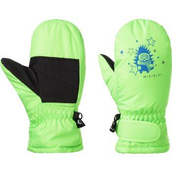 McKinley ELOI II MIT JRS, dječije skijaške rukavice, zelena