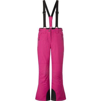 McKinley EVA GLS, dječije skijaške hlače, roza