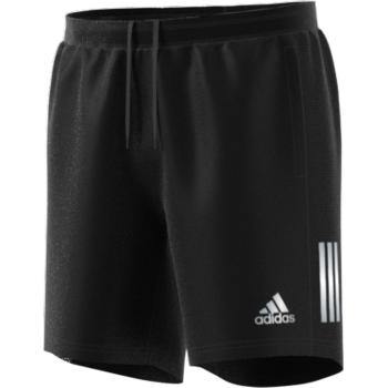 adidas OWN THE RUN SHO, muške kratke hlače za trčanje, crna