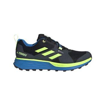adidas TERREX TWO GTX, muške patike za trčanje, crna