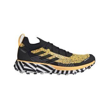 adidas TERREX TWO PARLEY, muške patike za trčanje, žuta