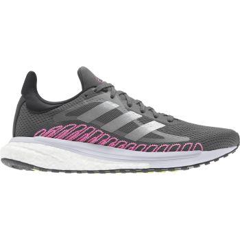 adidas SOLAR GLIDE ST 3 W, ženske patike za trčanje, siva