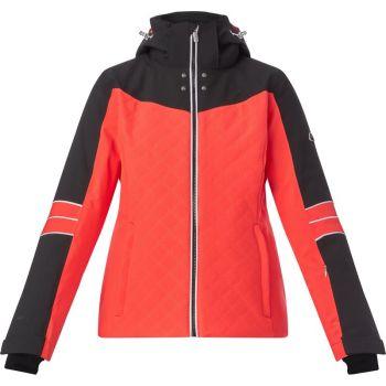 McKinley GESA WMS, ženska skijaška jakna, crvena
