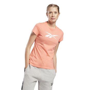 Reebok TE GRAPHIC VECTOR TEE, ženska majica za fitnes