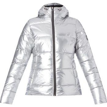 McKinley GISELLE WMS, ženska skijaška jakna, srebrna