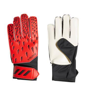 adidas PRED GL TRN J, dječije nogometne rukavice, crvena