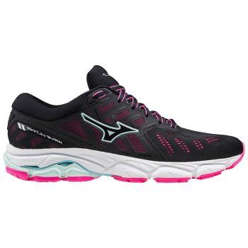 Mizuno WAVE ULTIMA 11, ženske patike za trčanje, crna