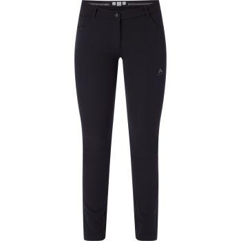 McKinley JUNO II WMS, ženske planinarske hlače, crna