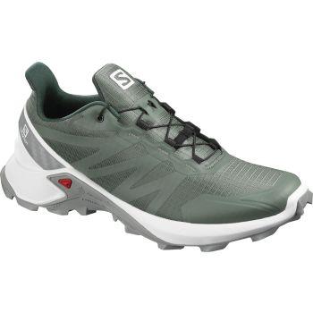 Salomon SUPERCROSS, muške patike za trail trčanje, zelena