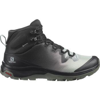 Salomon VAYA MID GTX, ženske planinarske cipele, siva
