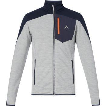 McKinley MANALI UX, muška jakna za planinarenje, siva