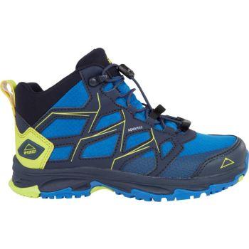McKinley MONTANA MID AQX JR, dječije planinarske cipele, plava