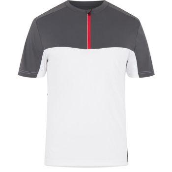 Pro Touch RYMO II UX, muška majica za trčanje, bijela