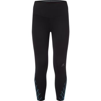 Pro Touch STINE WMS, ženske 7/8 hlače za trčanje, crna