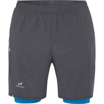 Pro Touch STRIKO UX, muške kratke hlače za trčanje, siva