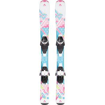 McKinley SWEETY JT, set skija dječiji, bijela