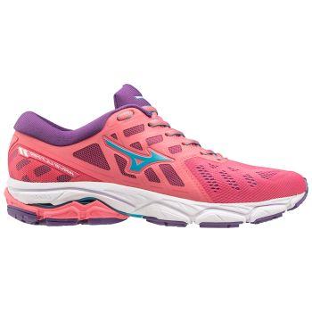 Mizuno WAVE ULTIMA 11, ženske patike za trčanje, roza