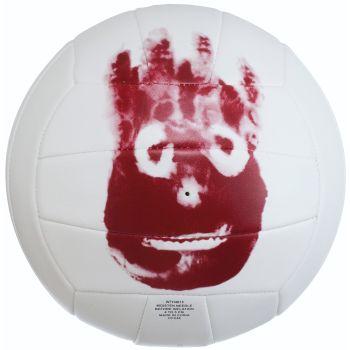 Wilson CASTAWAY DEFL VB, lopta za odbojku, bijela