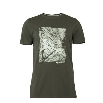 Brunotti DERBY MEN T-SHIRT, muška majica, zelena