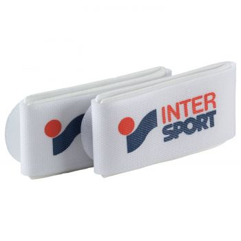 Intersport ALPINE RACING 50 MM PAIR, dodatak za skije, bijela