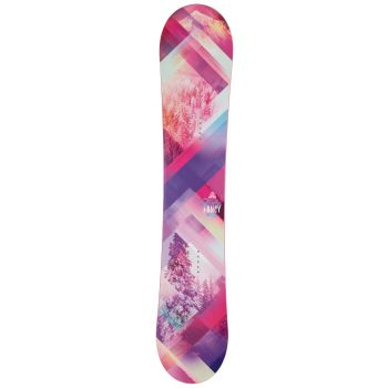 Firefly FANCY, snowboard freeride, roza