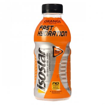 Isostar FAST HYDRATION ORANGE 0,5L, sportska prehrana, multikolor