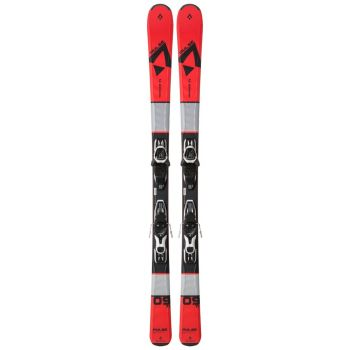 Tecnopro PULSE 9 TI, set skija allround, crvena