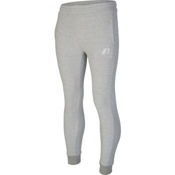 Russell Athletic EMBROIDED CUFFED PANT, muške hlače, siva