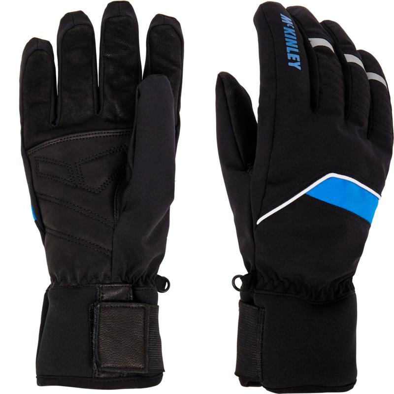 McKinley DAUGUSTINO UX, muške skijaške rukavice, crna
