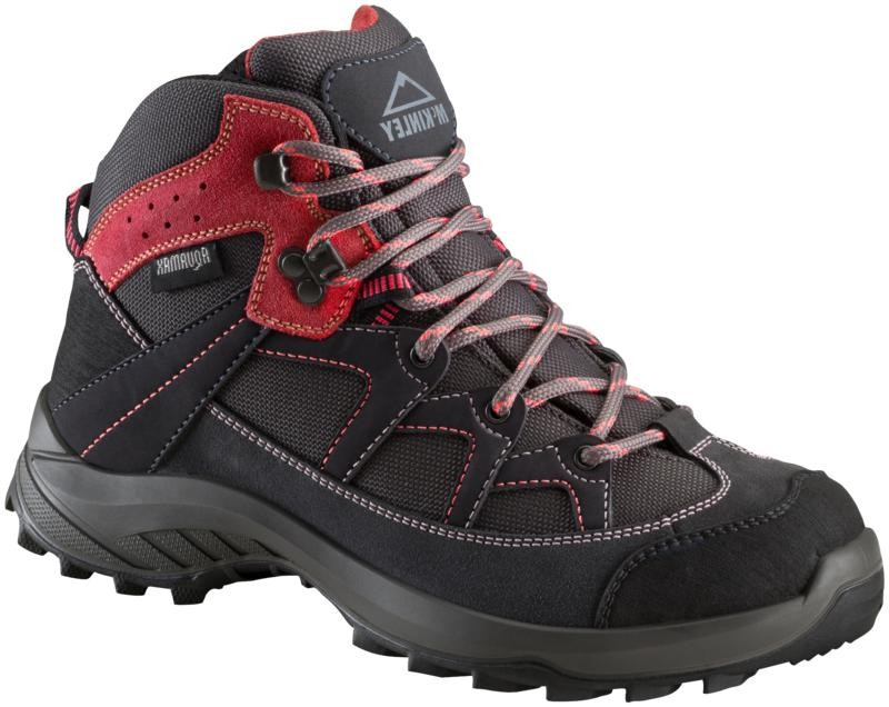McKinley DISCOVER MID AQX  W, ženske planinarske cipele, siva