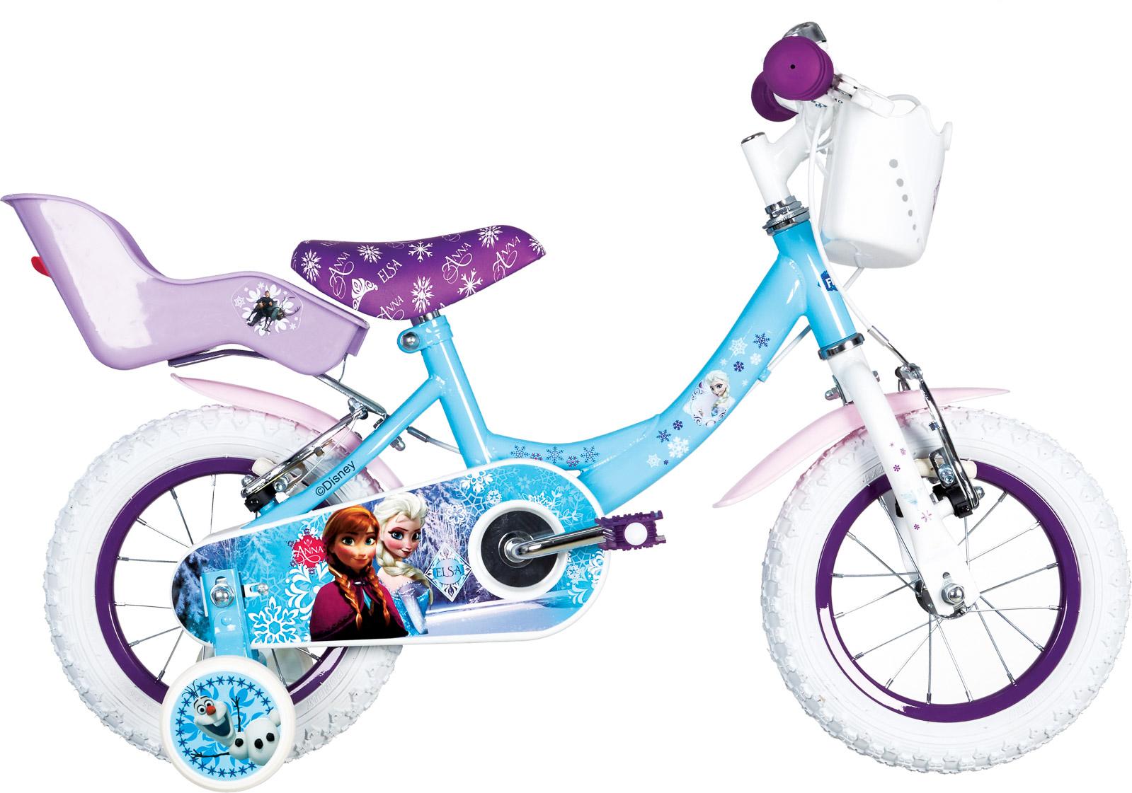 Frozen FROZEN 12, dječiji prsluk bicikl, plava