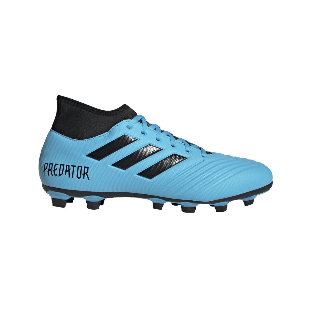 adidas PREDATOR 19.4 S FXG, muške kopačke za nogomet, plava