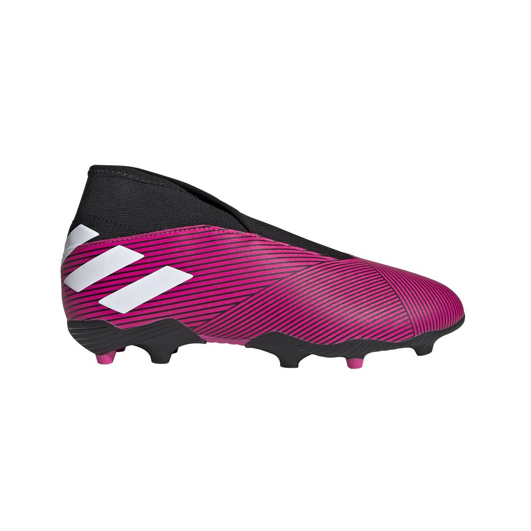 adidas NEMEZIZ 19.3 LL FG J, dječije kopačke za nogomet, roza
