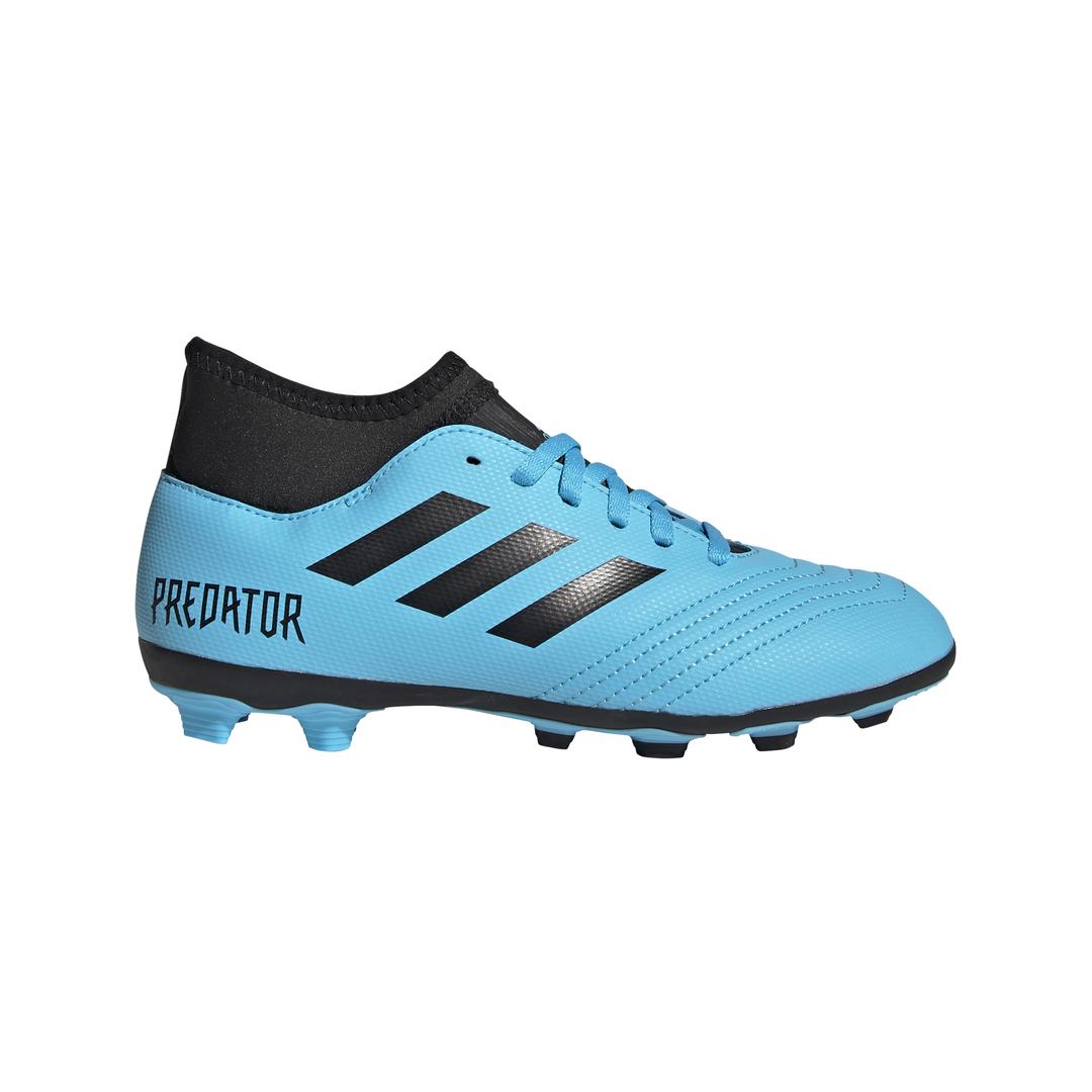 adidas PREDATOR 19.4 FXG J, dječije kopačke za nogomet, crna