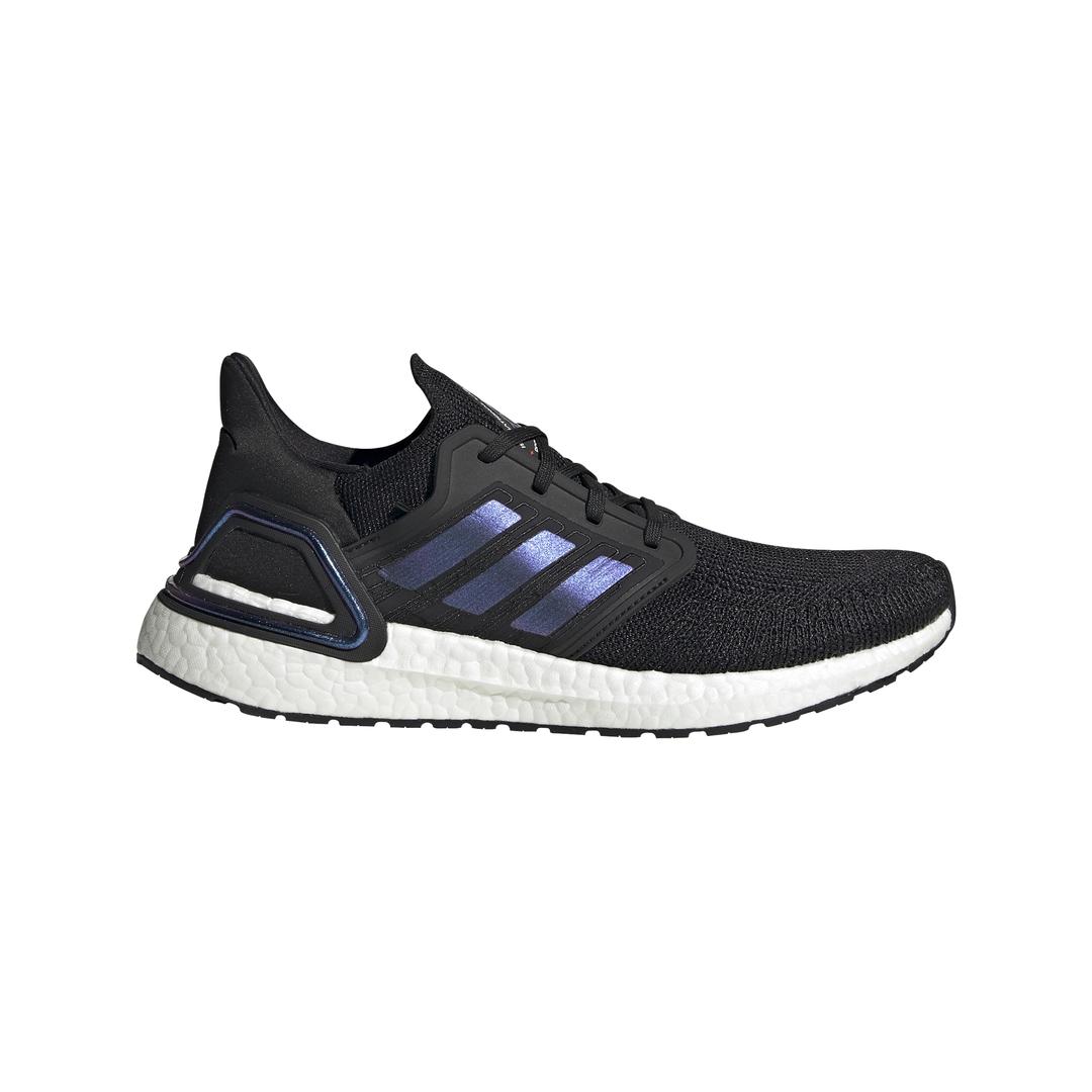 adidas ULTRABOOST 20, muške patike za trčanje, crna